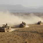 Русия изпраща още 800 войници за учения до границата с Афганистан