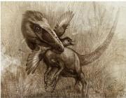Учени откриха следи от летящи влечуги, срещали се в Сахара преди 100 милиона години