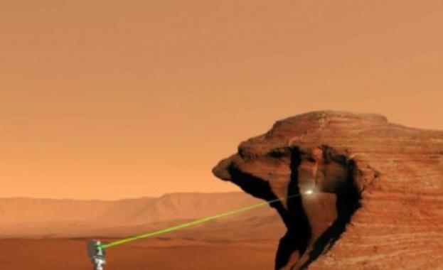 Новият марсоход на НАСА се сдоби с име -