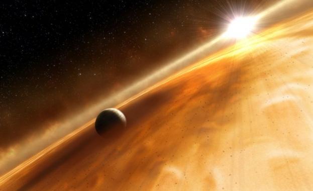 Астрономи от Кембриджкия университет заключиха, че на екзопланетата K2-18b може