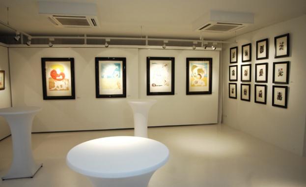 Столична галерия открива 3D изложба с литографии на Дали и Шагал