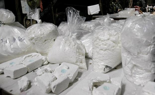 В машината са били натоварени над 500 килограма кокаин Австралийската