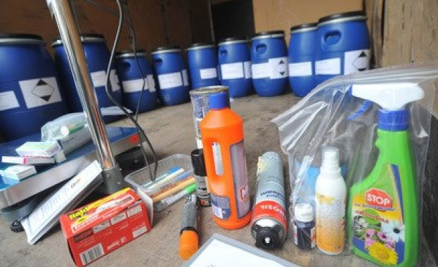 Мобилен събирателен пункт ще приема опасни битови отпадъци за райони