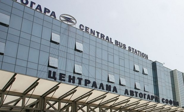На Централната автогара в София в събота сутрин има пътуващи