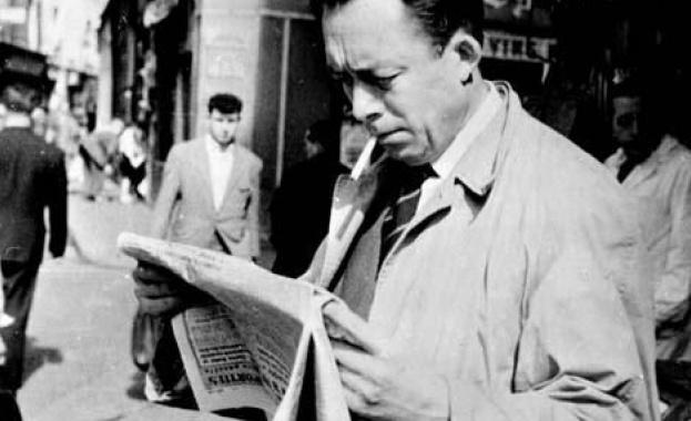 Публикуването на романа на Албер Камю