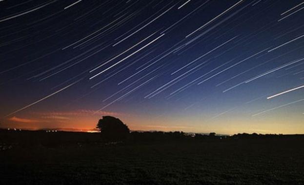 Астрономите от БАН съобщават, че именно вечерта между 12 и