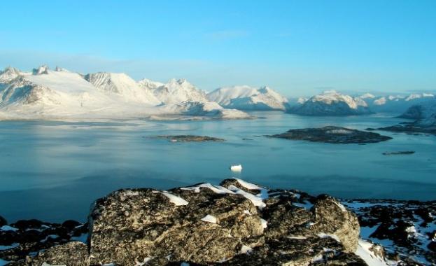 Учени: 200 милиарда тона лед са се разтопили в Гренландия