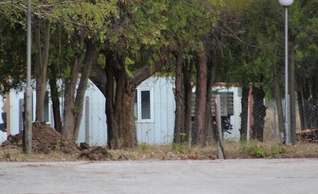 Гърция изгражда бежански лагер на 15 км от България