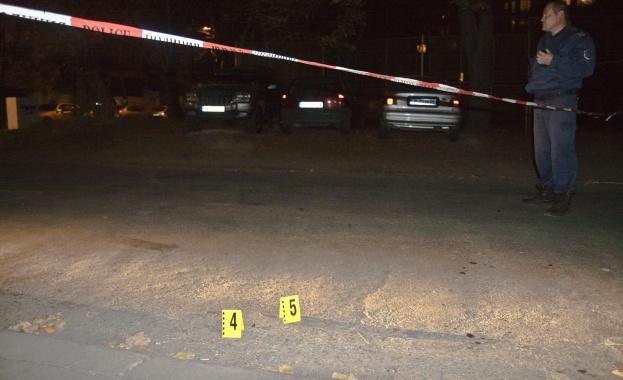 Среднощна стрелба до РПУ-то в Девня