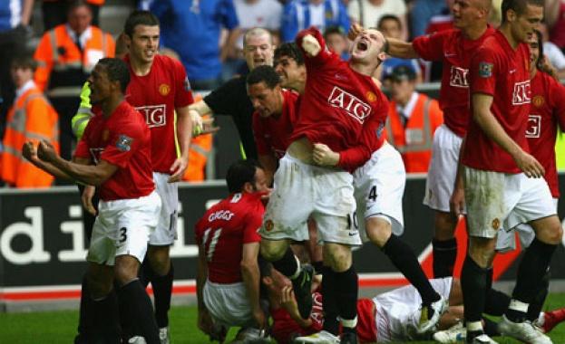 Манчестър Юнайтед докосва финала в Лига Европа