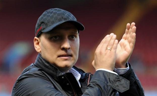Бившият капитан на българския национален отбор по футбол Стилиян Петров