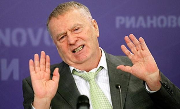 Председателят на партията ЛДПР Владимир Жириновски предложи гражданите, които заразяват