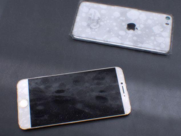 Предполагаеми снимки на новият iPhone 6