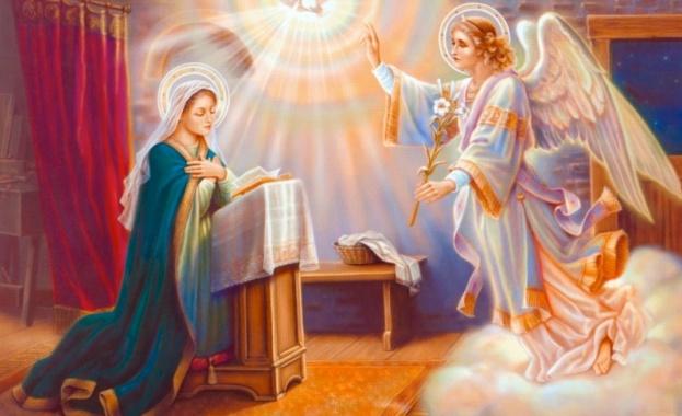 Благовещение - празник на всички християни