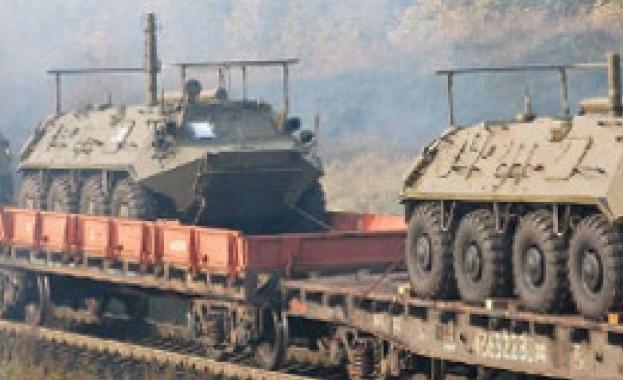 Украйна насочи войска към границата с Русия