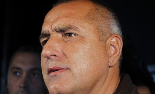 Триизмерен образ на Борисов и мобилно приложение с негова реч в кампанията на ГЕРБ
