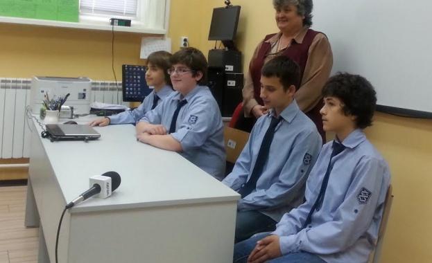 """Талантливи русенски деца заминават за Хонконг с подкрепата на фонд """"Математика на бъдещето"""""""