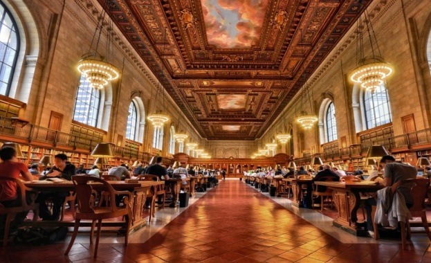 Започва 14-тата  Национална библиотечна седмица