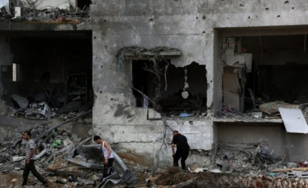 Палестинските жертви от израелската офанзива в Ивицата Газа са 476