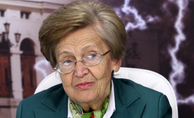 Проф. Христина Вучева: Целият народ плаща цената на дълга
