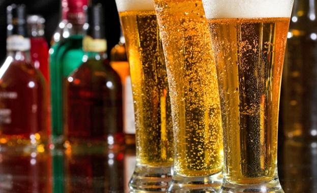 Половината от алкохола на пазара – нелегален