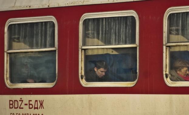 Прекъсване на движението на влаковете в междугарието Моруница – Бяла поради ремонт