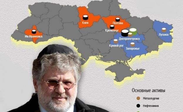Украйна - войната на олигарсите: Част II - Игор Коломойски - гърмящата смес