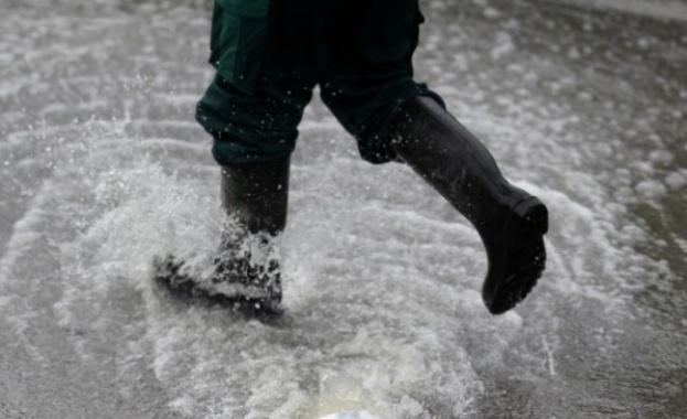 Наводнения в Албания