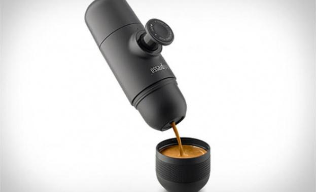 Джобна кафе машина за еспресо