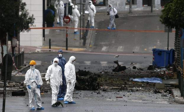 Гръцка крайнолява група призова към въоръжена борба