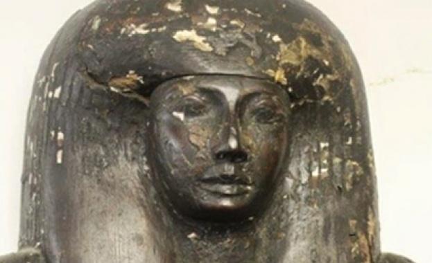 Откриха древен египетски саркофаг в дома на старица