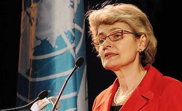 Ирина Бокова поема ръководството на Колизеума