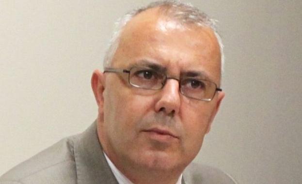 Бившият вътрешен министър Веселин Вучков стана професор по наказателен процес
