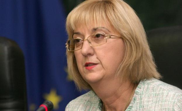 Таня Райковска е председател на Върховния касационен съд