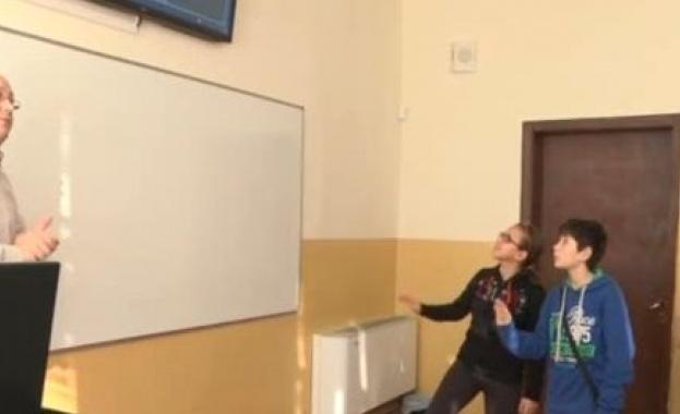 Microsoft избра учител от Шумен за иновативен преподавател
