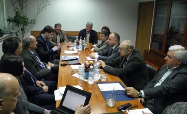 Среща между ръководството на БТПП и членове на Комисията за защита на лични данни