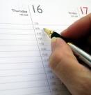 Предстоящи събития на 30 октомври