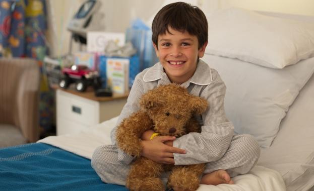 При малките деца COVID-19 преминава като респираторна инфекция.