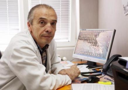Инфекциозна болница: Доц. Мангъров не е влизал в COVID-сектора
