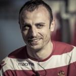 Димитър Бербатов с първа тренировка в Етър