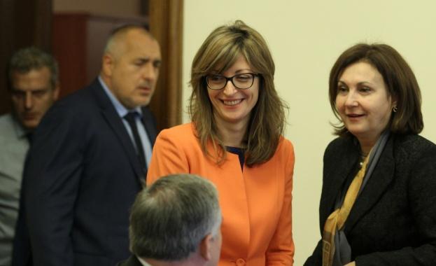 Т. Дончева: Захариева е назначена, защото ще се сработи с Цацаров