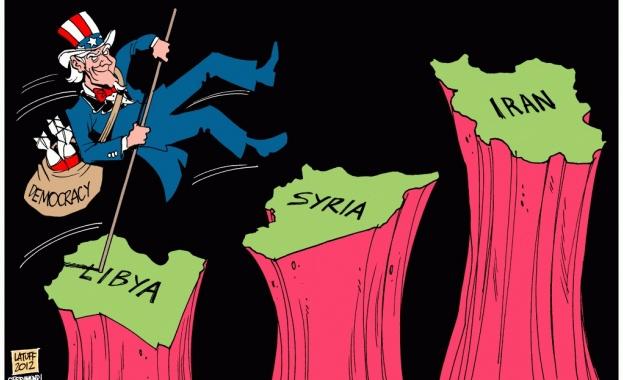 САЩ и НАТО ще се борят в Либия с терористите, които сами създадоха