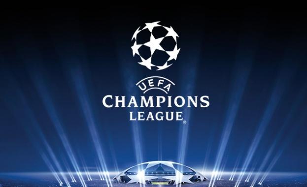Шампионската лига продължава с 8 мача