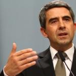 Росен Плевнелиев осъжда нападението на Армения срещу Азербайджан