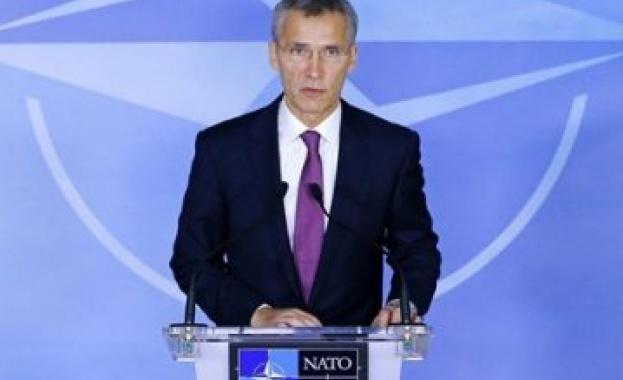 Генералният секретар на НАТО Йенс Столтенберг коментира за МИА, че