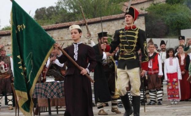 141 години от Априлското въстание отбелязват в Батак