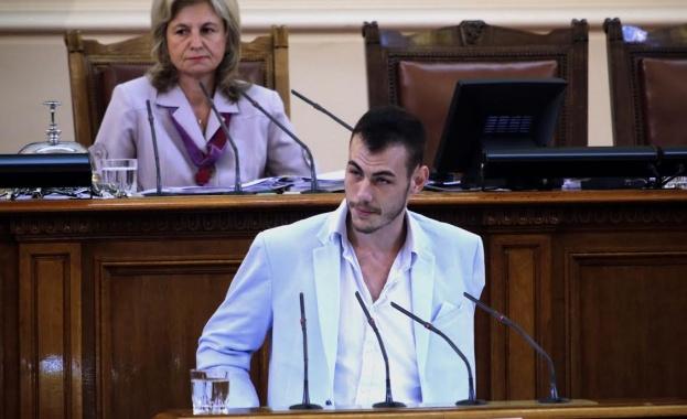 Още един депутат напуска парламентарната група на БСП - параолимпиецът