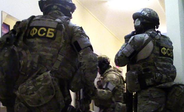 """Руската ФСБ неутрализира група привърженици на """"Ислямска държава"""