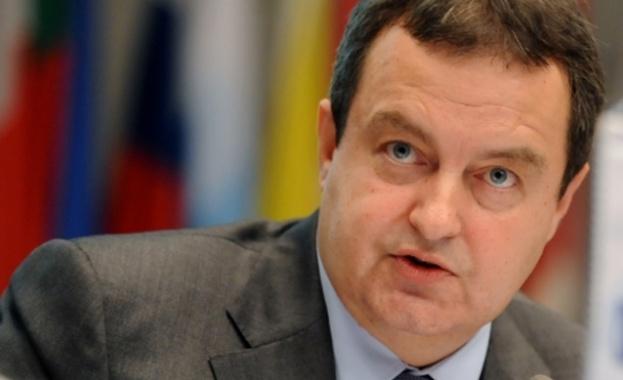 Дачич с нова провокация към България