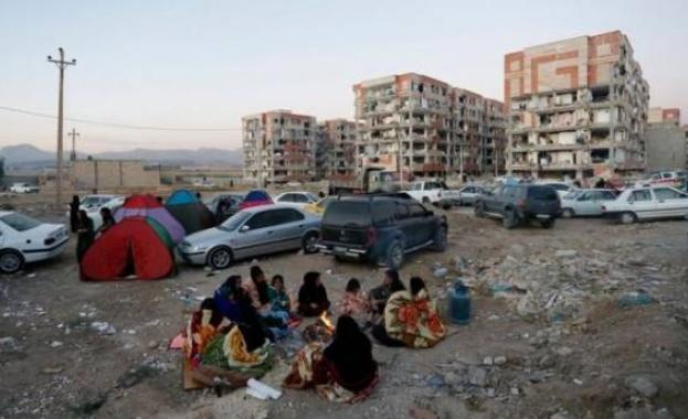 Ден на траур в Иран след земетресението